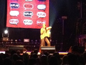 Janeane Garofalo at the Mod Club