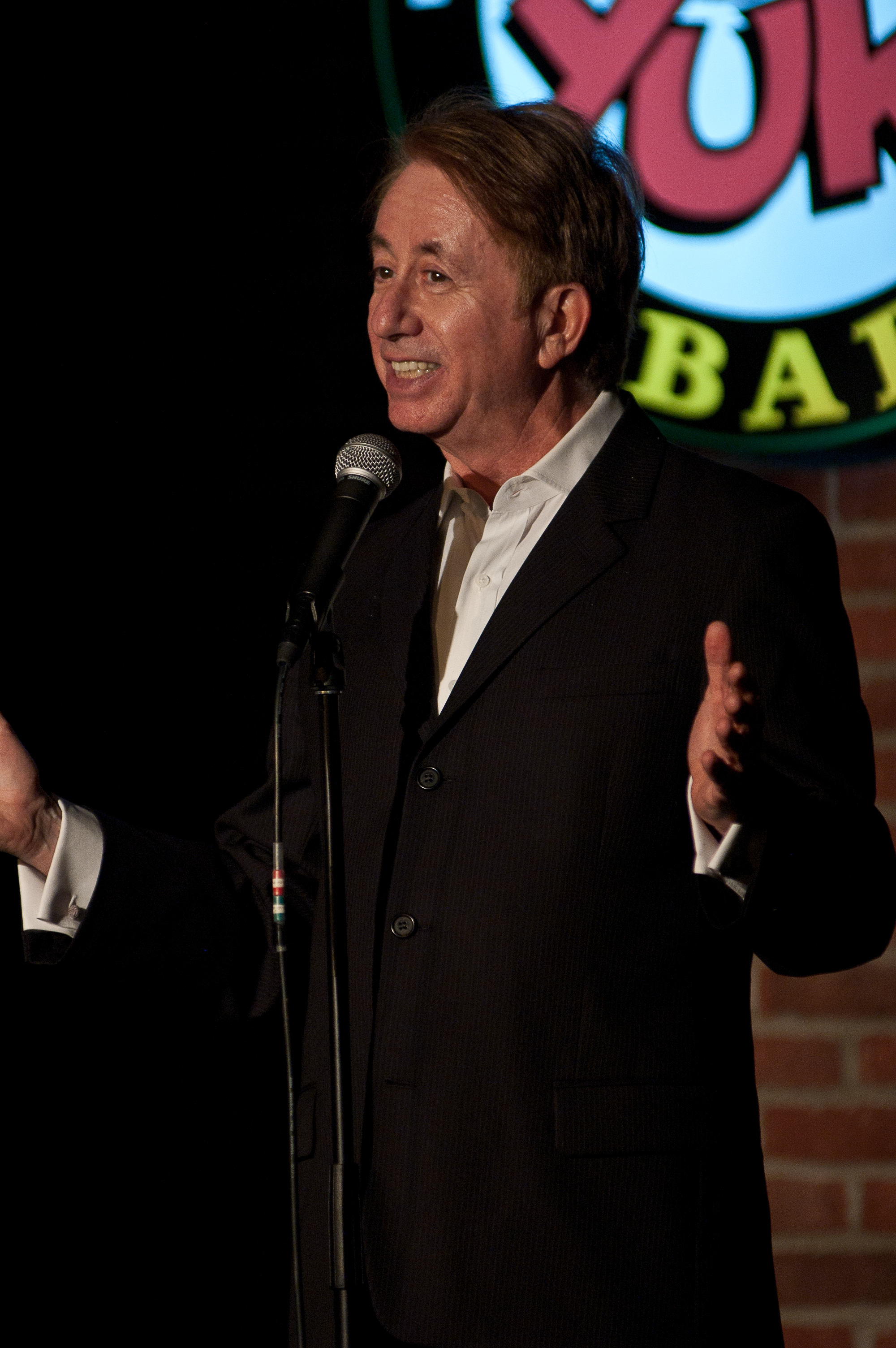 Owner and Co-Founder Mark Breslin (Photo by Vad)