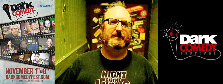 Brian Posehn at Comedy Bar - Dark comedy Festival