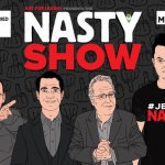 Mike Ward is the new host of JFL Nasty Show