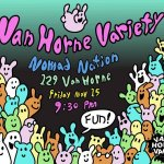 Van Horne Variety Show invites Montreal to party live or at home