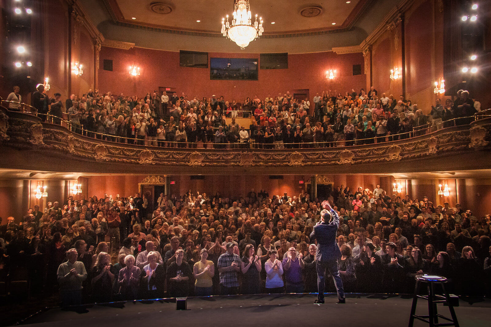 Live at Imperial Theatre