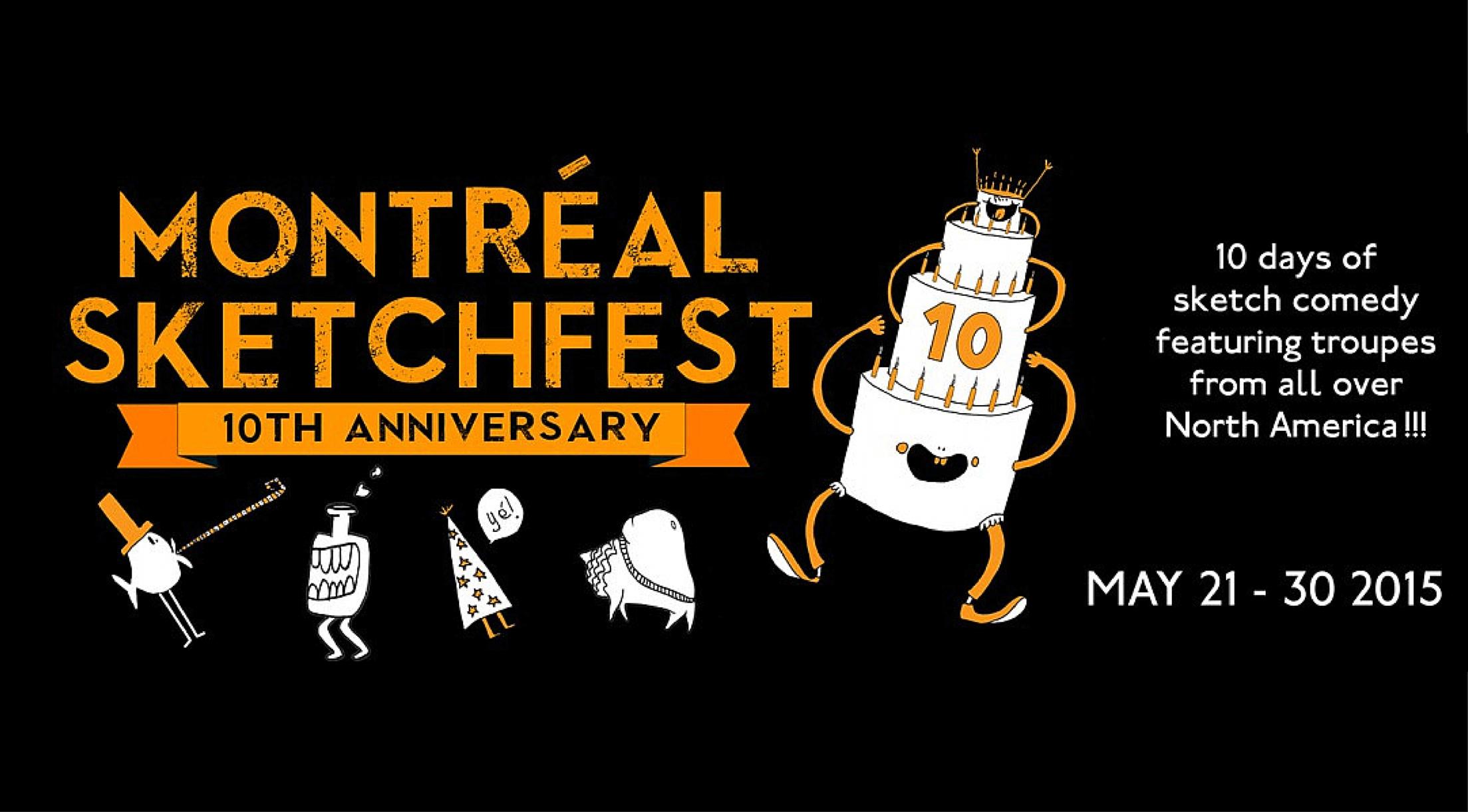 Montréal Sketchfest 2015