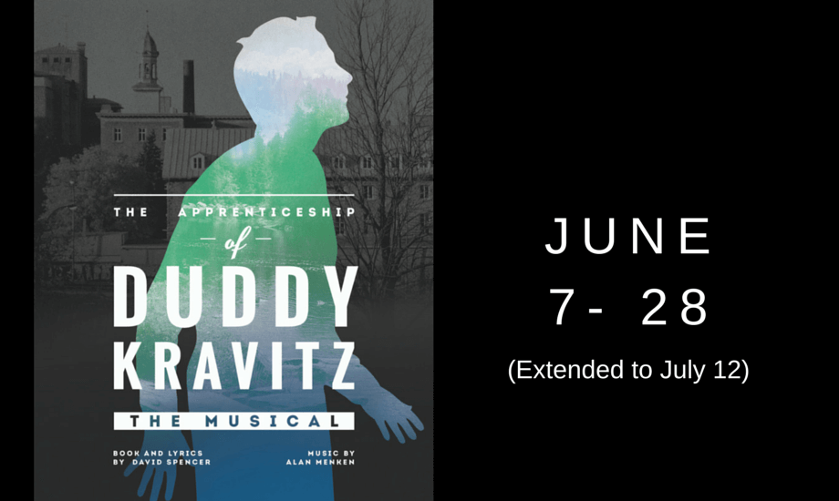 """The Segal Centre presents... """"The Apprenticeship of Duddy Kravitz: The Musical"""""""