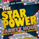 "The Full Line-Up For ""The Star Power Variety Hour"" Unveiled"
