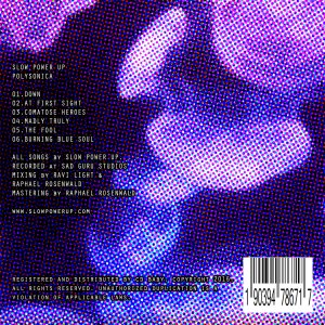"""Back cover of """"Polysonica"""""""