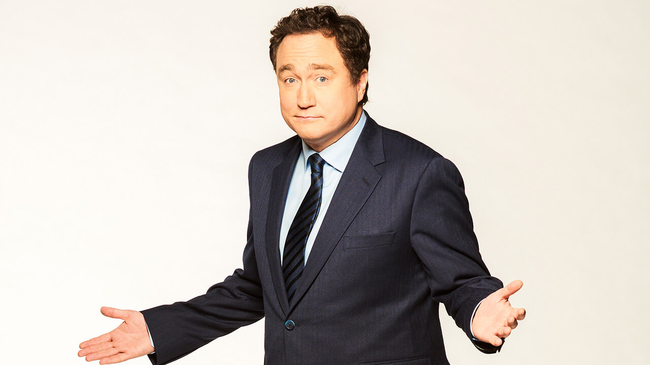 Mark Critch - Photo from CBC