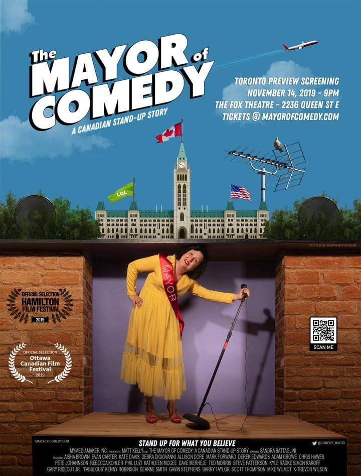 The Mayor of Comedy - Documentary Review